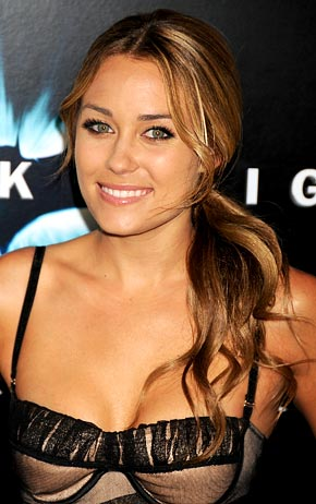 ………………………….celebrity Lauren Conrad in a sexy outfit…